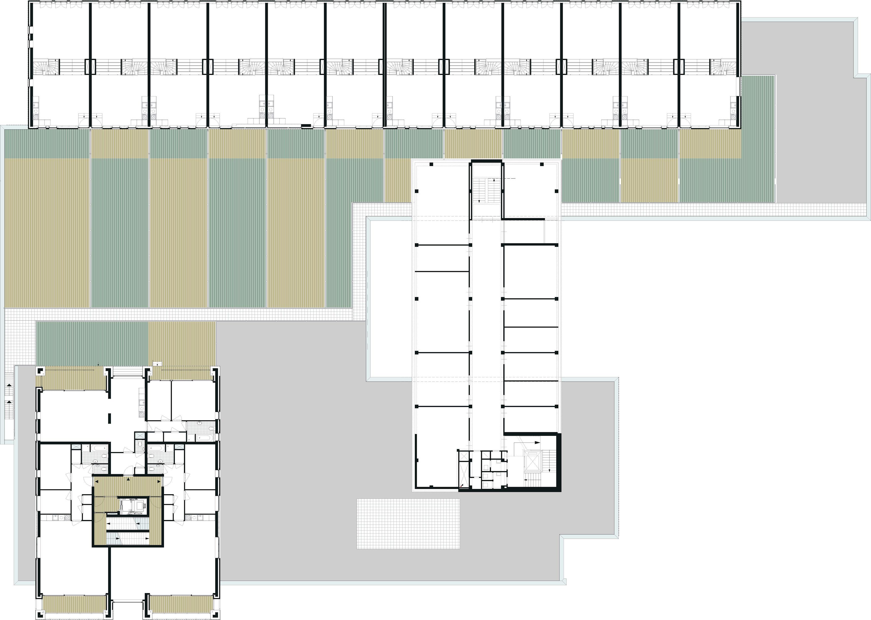 Woonkamer Eerste Verdieping : eerste verdieping